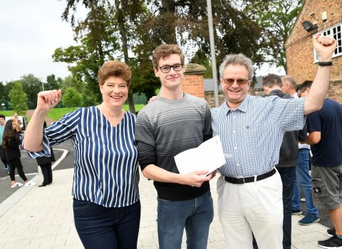 Yarm School's A/A* Rates Far Exceed The National Average