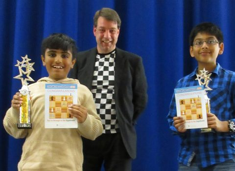 Yarm School Hosts Teesside Chess Tournament
