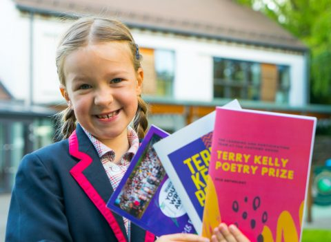 North East Poetry Competition Success for Six-Year-Old Pupil
