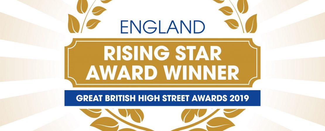 Yarm High Street Wins Rising Star at Great British High Street Awards