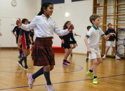 Prep School Dance Raises £3,500 for Sport Relief