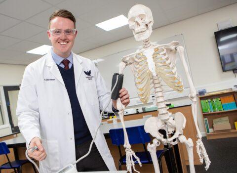 Yarm School Pupils' Medical, Dentistry & Veterinary Success