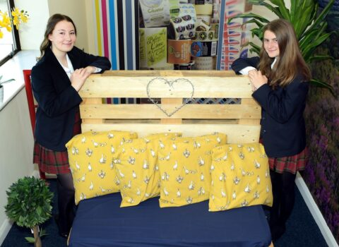 Yarm School Upcycling & Eco-Competition