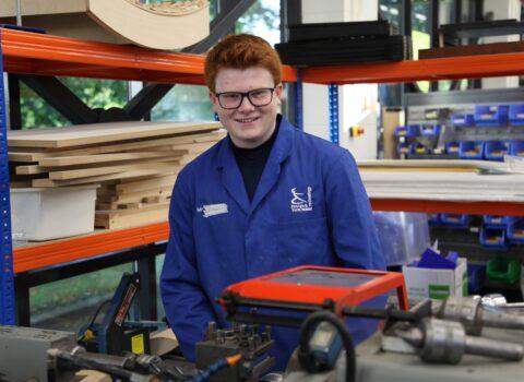 Yarm School Pupil Awarded Arkwright Engineering Scholarship