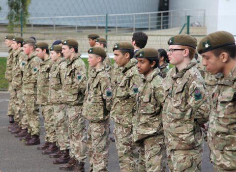 Former Pupil Completes Rigorous Officer Training at Sandhurst