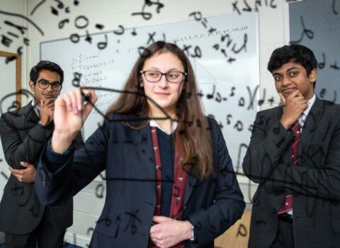 Yarm School Students Find Formula for Success