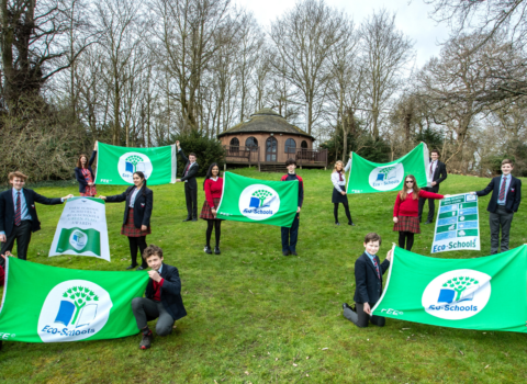 Yarm School's Green Credentials Recognised for Fifth Time by Eco-Schools