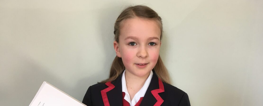 Prep School Pupil Is Highly Commended In Poetry Competition