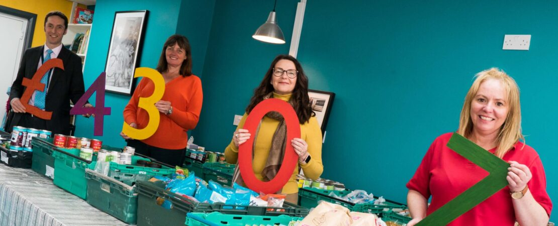 Yarm School Association Raises Over £4k For Stockton Charity