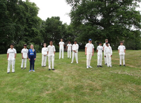 Howzat For Success For Yarm School Cricketers
