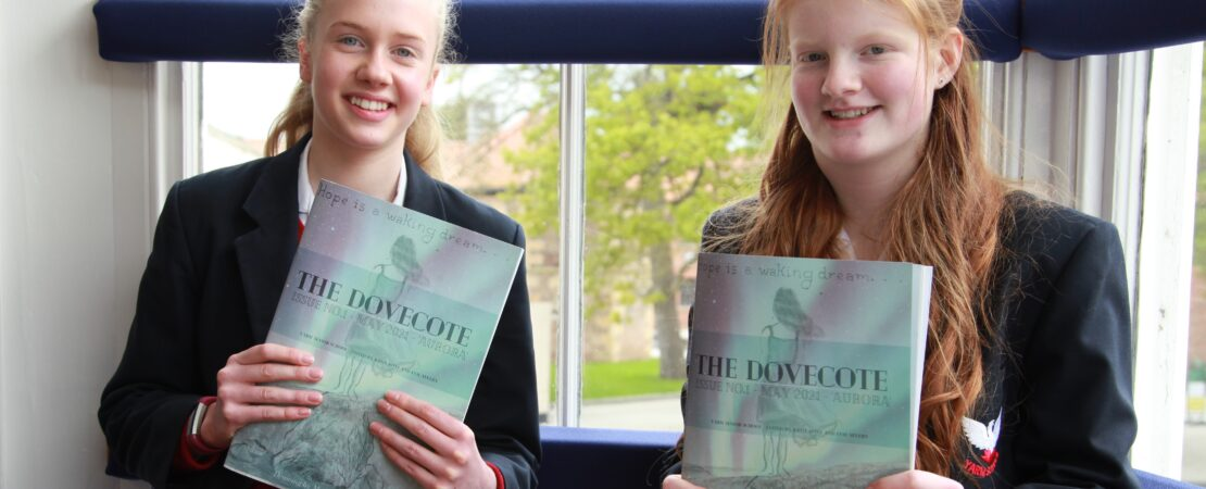 Two Pupils Win Best Print And Design Award In National Schools Competition