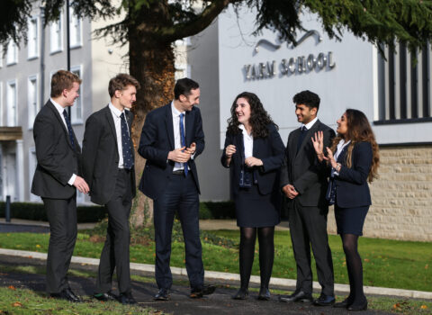Yarm School Announces Fully Funded Sixth Form Scholarships